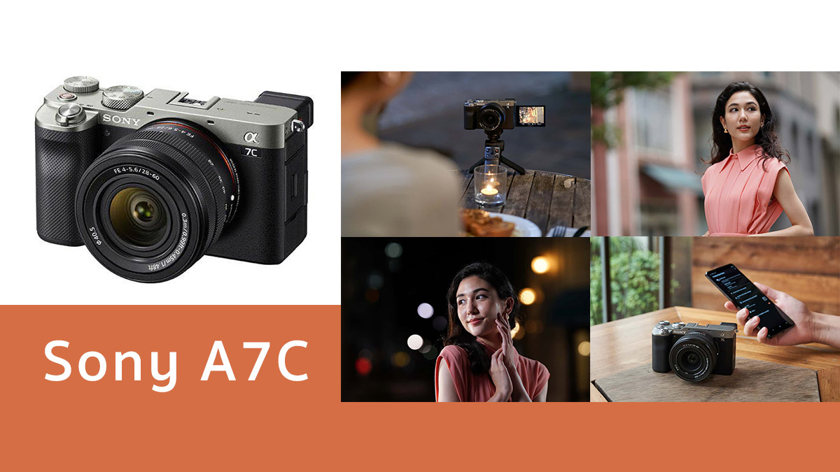 preview sony a7c