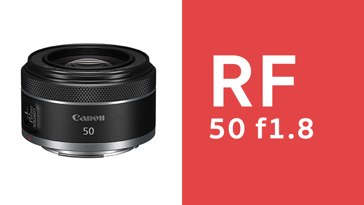 preview RF 50mm f1.8 stm