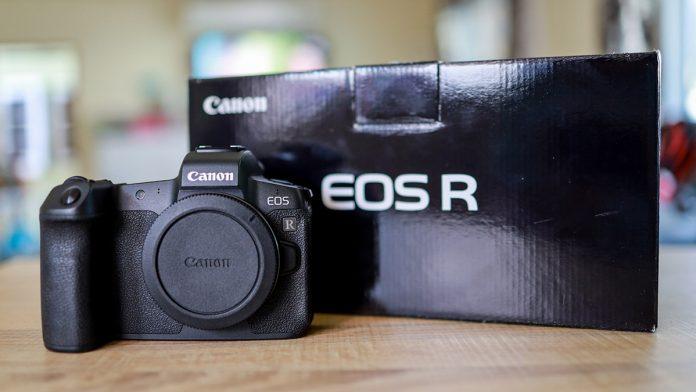 ขายกล้อง Canon EOS R มือสอง