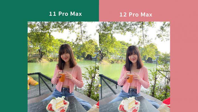 เทียบภาพถ่าย iPhone 12 Pro Max กับ 11 Pro Max