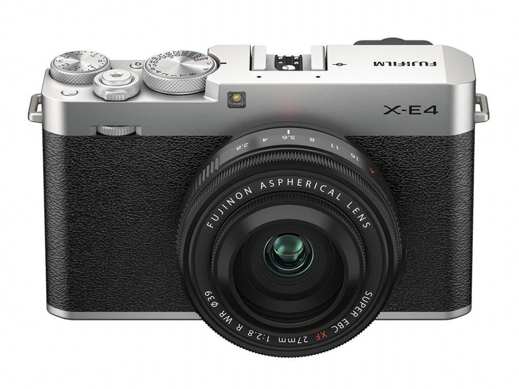 เปิดราคากล้อง Fujifilm X-E4 มิเรอร์เลสสไตล์มินิมอล